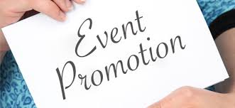 Event promotion on card