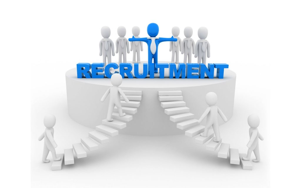 Recruitment and training marketing