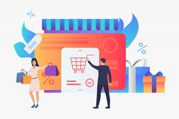 Ecommerce business marketing
