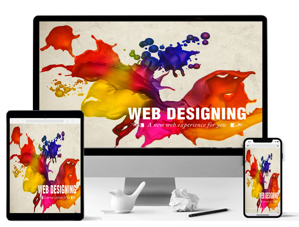 Website Design Marketing